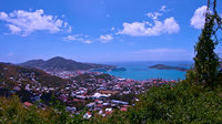 Magans Bay, St. Thomas - voted one of the top 10 beaches in the world accor