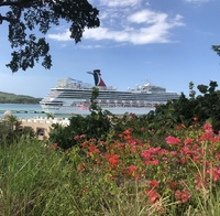 Carnival Sunshine, Dominican Republic (Amber Cove Port)
