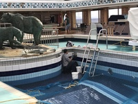 Pool closed for long-overdue maintenance