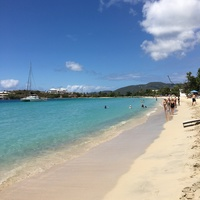 Emerald Beach, St Thomas