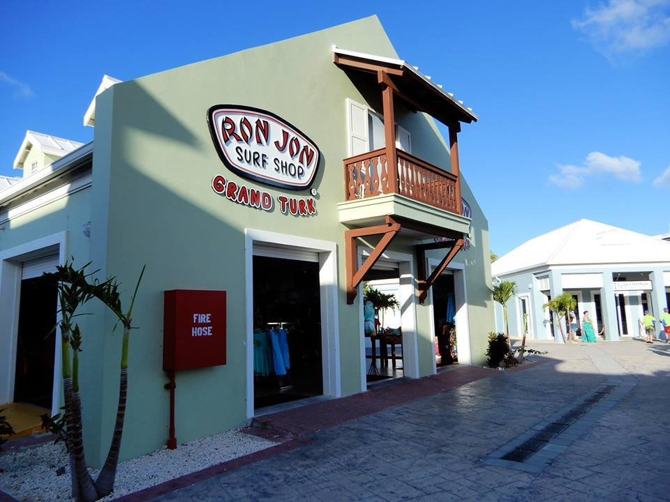 Grand Turk Cruise Marketplace.