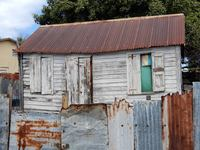 Old home, St. Kitts 4x4 tour.