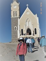 Felsenkerche, The Church on the Rocks, Lüderitz, Namibia