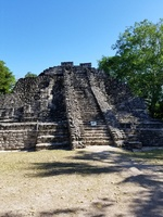 Chacchoben Ruins in Costa Maya, Mexico