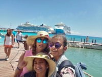 pic of costa maya near the beach