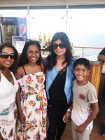 Photo of us with Jailoshni Naidoo