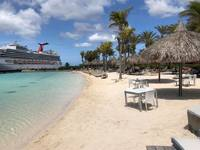 Curacao  Renaissance Hotel  nice relaxing day at their beach and infinity p