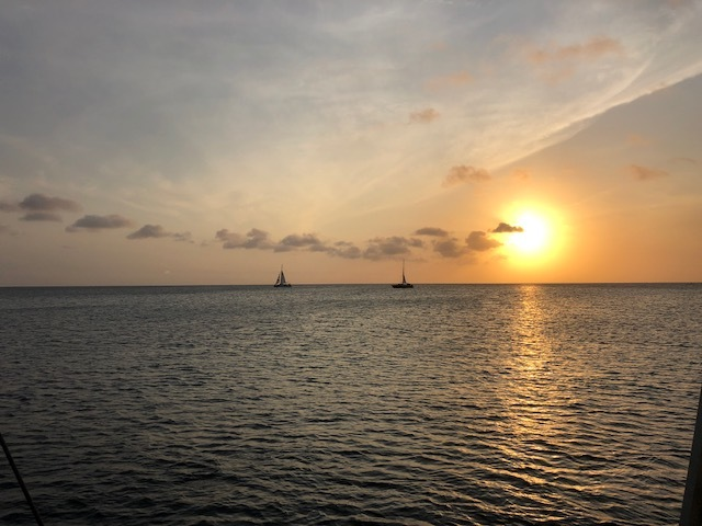 Jolly Pirate Sunset Cruise in Aruba
