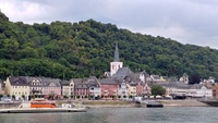 One of our beautiful afternoons on the Rhine.