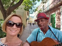 Street music was fun. Cuban people are wonderful. Havana