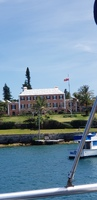 Bermuda Famous Homes boat tour.