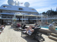 Main Pool Deck .