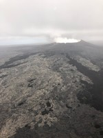 Volcano National Park in Hilo. This volcano hasn't erupted since 1984,