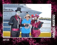 I just had a wonderful time on the Carnival Vista! I can't walk long distances so I took my wheelchair and rented a scootaround. Everyone was so kind and wonderful! 