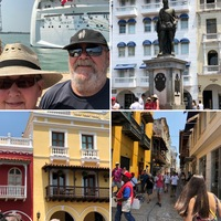Cartagena, Colombia - What can I say, it's beautiful and the coffee and