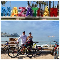 Mazatlan - We loved our bike tour with Daniel at Blue Boot thttps://bluefoo
