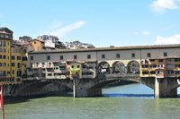 Ponte Vecchio on our awesome excursion in Florence