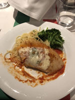 Chicken Parmesean?