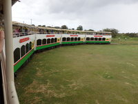 St Kitts Railway tour