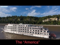 "The ""America"" Riverboat"
