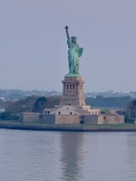 Welcome home from Lady Liberty.  There is nothing more chilling than sailin