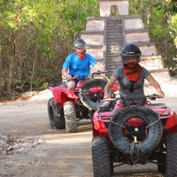 ATVS in Costa Maya