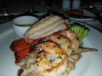 Shrimp and Lobster from first elegant night