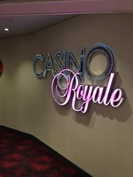 Casino Royal, where you can gamble.