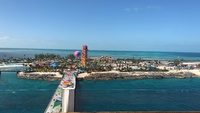 A picture of Perfect Day @ CocoCay from the ship