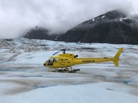Juneau:  Glacier Landing and Walkabout with Coastal Helicopters