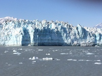 Hubbard Glacier - just beautiful!