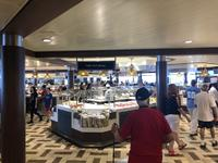 Windjammer Marketplace, the buffet!