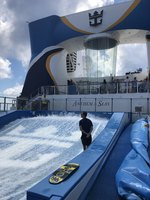 iFly and the Flowrider!