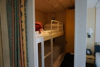 cabin 2568 - bunk room