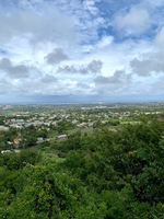 View of Barbados from Gun Hill Signal Station