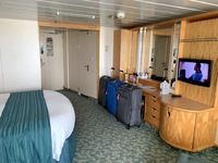 Junior Suite on Freedom of the Seas