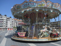 Carousel at Blankenberg