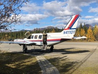 Denali Air tour plane