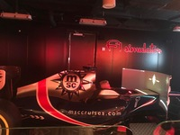 F1 simulator for you to try