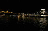 Docvked in Budapest- The view.