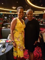Broadway star and voice in new Lion King movie, Marva Hicks. All of the ent