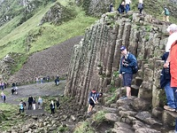 Giants Causeway - Northern Ireland