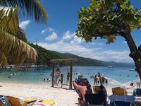 Columbus Cove in Labadee Haiti