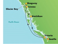 7 day cruise inside passage