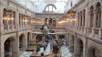 Kelvingrove Art Gallery and Museum in Glasgow--wonderful place to explore,