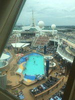 View from Dizzy's on deck 14.