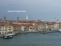 Venice - Portside view