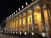 First night in Bordeaux - Opera House