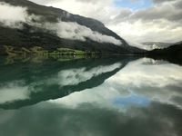 The beauty of the Fjords