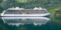 Viking Sky in port - Norway